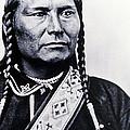 Chief Joseph Nez Perce Leader by NPS Photo