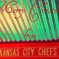 Chiefs Christmas by Chris Berry