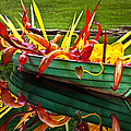 Chihuly Boat by Diana Powell