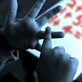 Child Counting by Bluestone/science Photo Library