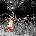 Inquisitive Child by Joanne Rungaitis