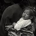 Child Of Chichicastenango by Tom Bell