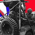 child soldier 100th anniversary parade nogales Arizona 1980-2012 by David Lee Guss