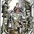 Childbirth, 1499 by Granger