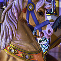 Childhood Carrousel Ride by Garry Gay