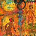 Childhood Friends - I Remember You by Angela L Walker