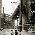 A New York Childhood by Shaun Higson