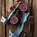 Childhood Skates by Garry Gay