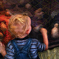 Children - Look At The Baby by Mike Savad