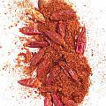 Chili Spice by Luis Alvarenga