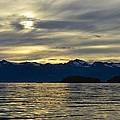 Chilkat Sunset by Cathy Mahnke