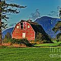 Chilliwack Barn by Randy Harris