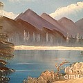 Chilly Mountain Lake by Tim Blankenship