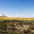Chimney Rock - Bayard Nebraska by Brian Harig