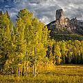 Chimney Rock San Juan Nf Colorado Img 9722 by Greg Kluempers