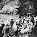 China Burma Road, 1944 by Granger