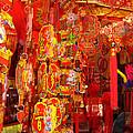 China Town Lanterns by Jack Edson Adams