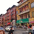 China Town Nyc by Robin Coaker