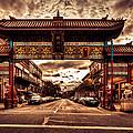 China Town Victoria by Eti Reid