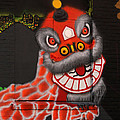 Chinatown Dragon Mural by Art Block Collections
