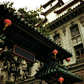 Chinatown Entrance by Michelle Calkins