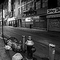 Chinatown New York City - Joe's Ginger On Pell Street by Gary Heller