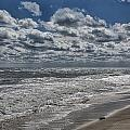 Chincoteague Beach by Erika Fawcett