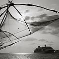 Chinese Fishing Net by Shaun Higson