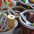 Chinese Food Miniatures 3 by Bill Owen