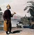 Chinese Gentleman, From A Picturesque by Thomas & William Daniell