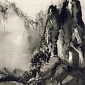 Chinese Landscape by Alfred Ng