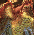 Chinese Opera Abstract by Carol Groenen
