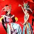 Chinese Opera by  Jose Carlos Fernandes De Andrade