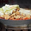 Chinese Spicy Hot Pot Dish by Yali Shi
