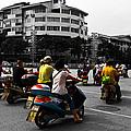 Chinese Today's Bike by Richard WAN