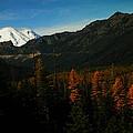 Chinnock Pass From Masatchee Falls by Jeff Swan