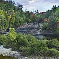 Chippewa River Ontario Canada by Tim Fitzharris