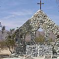 Chiriaco Summit Chapel by Deborah Smolinske