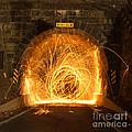 Choas Tunnel by Brandon Hirt