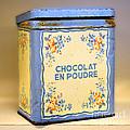 Chocolat En Poudre by Catherine Sherman
