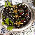 Chocolate Berries by Susan Garren