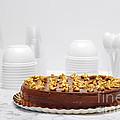 Chocolate Cake by Carlos Caetano