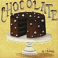 Chocolate Cake by Catherine Holman