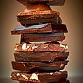 Chocolate by Elena Elisseeva
