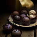 Chocolate Pralines by Jaroslaw Blaminsky