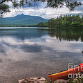 Chocorua Lake by Scott Thorp