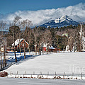 Chocorua - Where The Mountain Meets The Town by Scott Thorp
