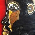 Chokwe Mask by Carla J Lawson