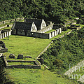 Choquequirao by James Brunker