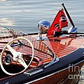 Chris Craft Deluxe Runabout by Neil Zimmerman